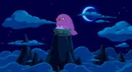 S5 e17 Giant bird with its babies