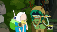 S7 E25 HW and Finn playing