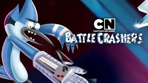 Cartoon Network Battle Crashers Launch Trailer