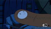 S1e12 Finn trying to sleep