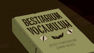 S4e8 Bestiarium Vocabulum