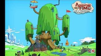 Canyon's Song - Adventure Time