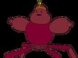 Crab Princess