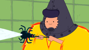 S5e36 Finn using spider wand