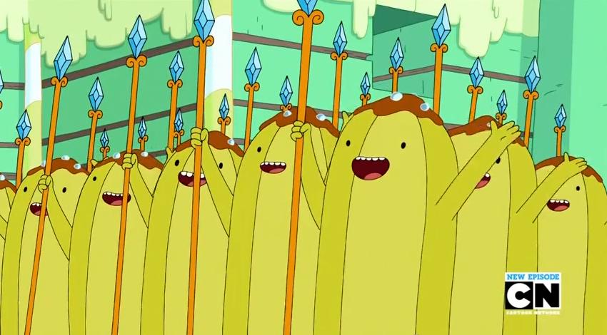 Candy Kingdom Military | Adventure Time Wiki | FANDOM