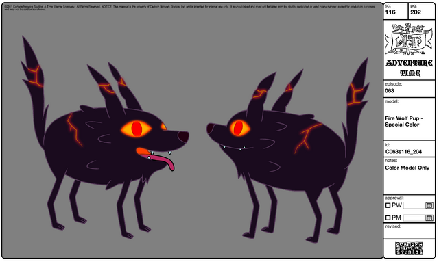 File:Modelsheet Fire Wolf Pup - Special Color.png