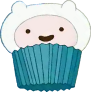 S8E9 Transparent Finn Cake