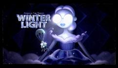 Titlecard S8E18 winterlight