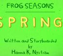 Adventure Time Short: Frog Seasons
