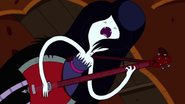 S1e22 Marceline playing bass