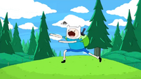 S2e13 Finn running