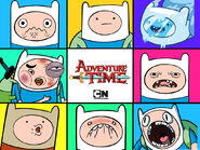 Faces of finn