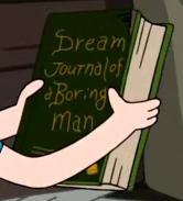 S5e27 Dream Journal cover