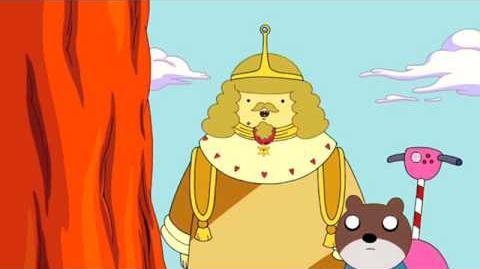Adventure Time - Bonnie & Neddy (Sneak Peek)