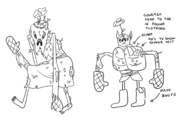 Little Dude concept art by character & prop designer Michael DeForge (2)