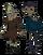Boyfriend & Girlfriend Skeletons