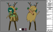 Huntress Wizard modelsheet(2)