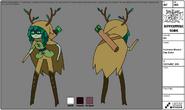 Huntress Wizard modelsheet(2)