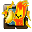 Flamboshotmess goldenbean