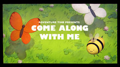 Come Along With Me title card