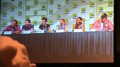 Adventure Time Panel-SDCC 2011- Part 5
