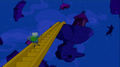 S6e1 Finn running up Jake-stairs.png