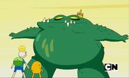 FSe3 Frog Monster