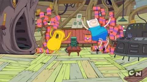 Adventure Time - Finn Time