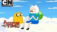 Adventure Time Time Passes Like A Cloud Cartoon Network