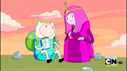 S4e16 PB telling finn about FP and their love