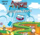 Adventure Time/Regular Show Issue 2