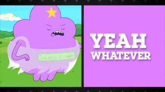 Adventure Time - Character Promo Lumpy Space Princess