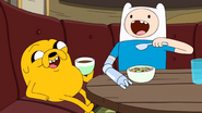 S10e2 Finn and Jake Laughing
