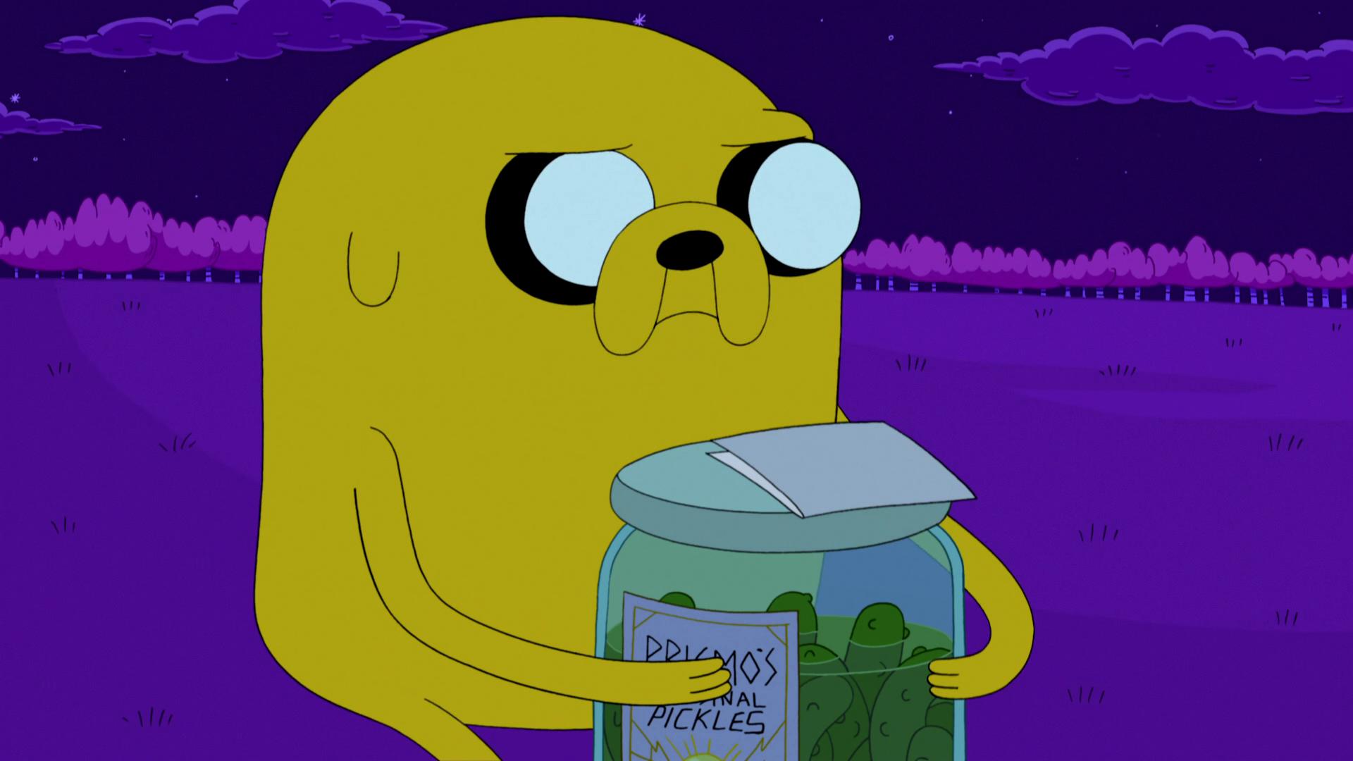 Prismo\'s Homemade Artisanal Pickles | Adventure Time Wiki | FANDOM ...