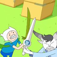 Grass Sword Vs. Finn Sword (Profile Picture)