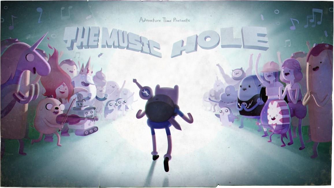 The Music Hole | Adventure Time Wiki | FANDOM powered by Wikia
