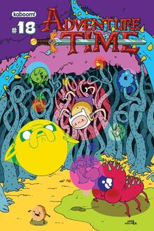 Adventure Time - Issue 18