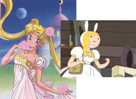 Fionna - AT Episode - Dress Insperation