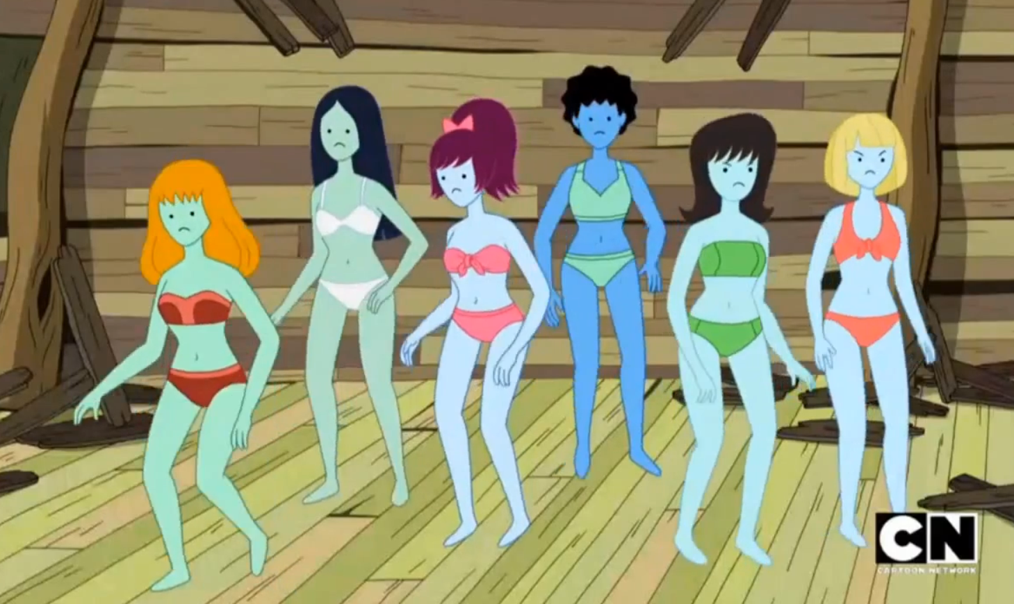 Bikini Babes | Adventure Time Wiki | FANDOM powered by Wikia