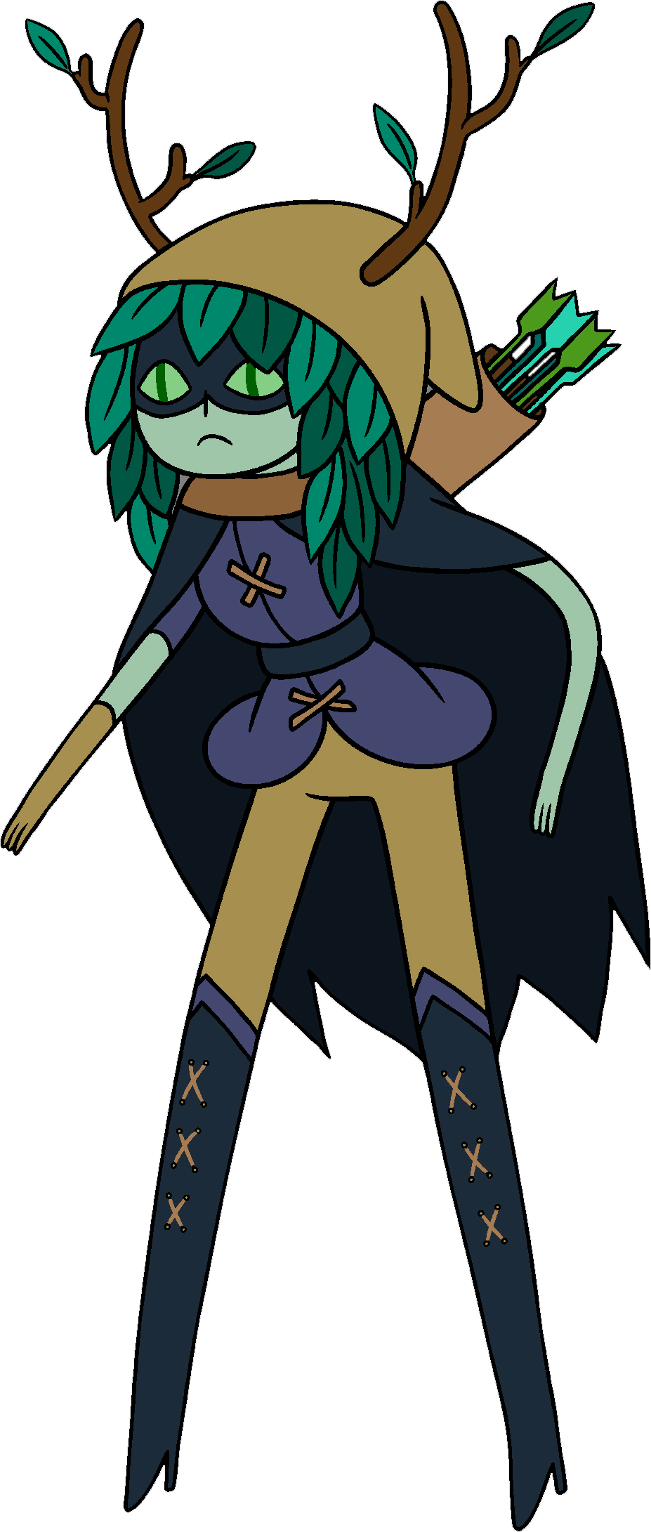Huntress Wizard Adventure Time Wiki Fandom