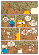 Adventure time comic page 14