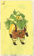 Grassy Wizard concept 1