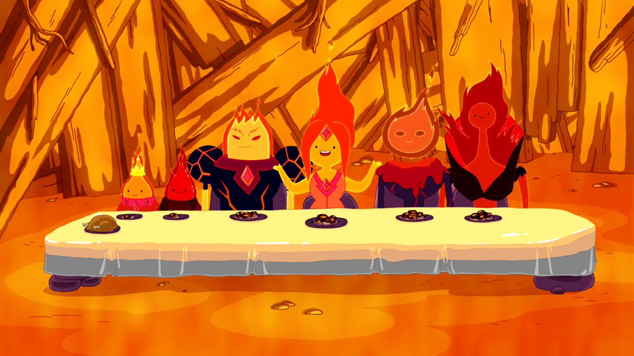 Adventure Time Princess Day flame princess | adventure time wiki | fandom