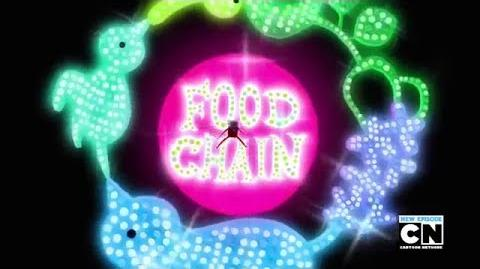 Adventure Time - Finn's Food Chain (Song)
