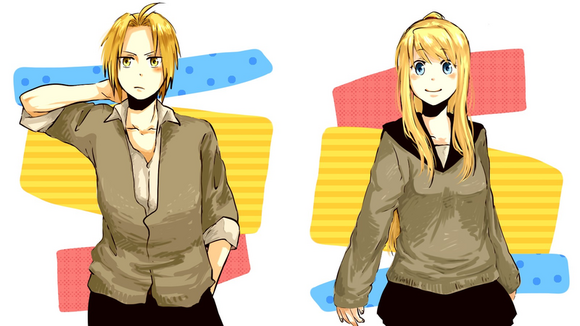 Rsz 1fullmetal-alchemist-brotherhood-cute-winry-and-cool-edward-wallpaper