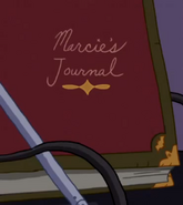 Marcie's Journal