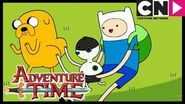 Adventure Time The Jiggler Rocks Out With Finn and Jake Cartoon Network