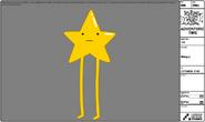 Modelsheet starguy