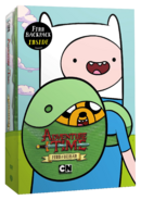 Finn the Human DVD set