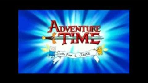 ADVENTURE TIME THEME SONG VS LAGU TEMA ADVENTURE TIME